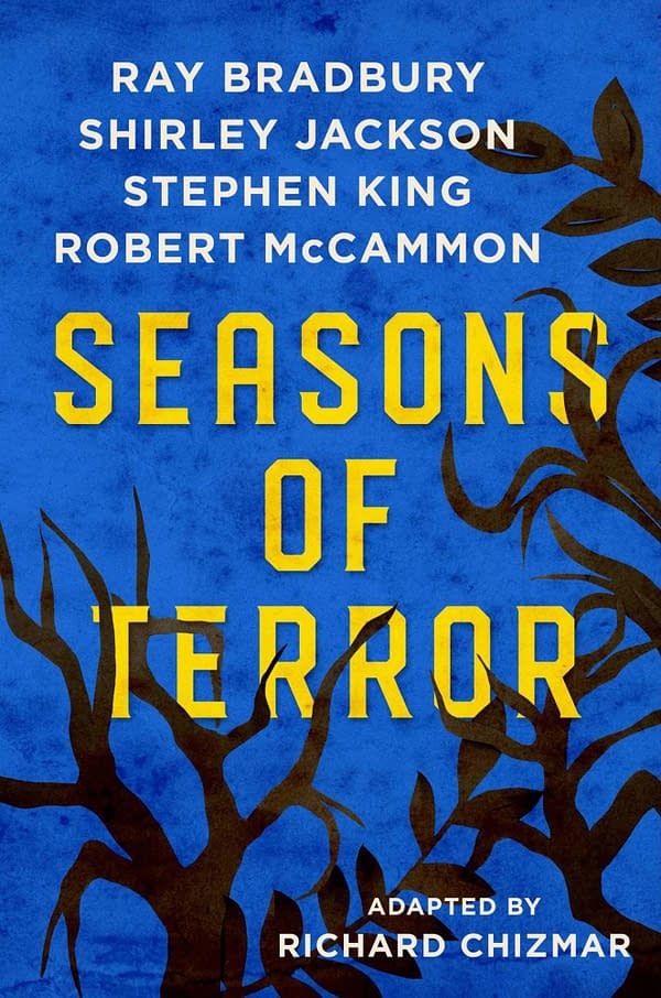 Seasons Of Terror Brings Stephen King and Ray Bradbury Comics