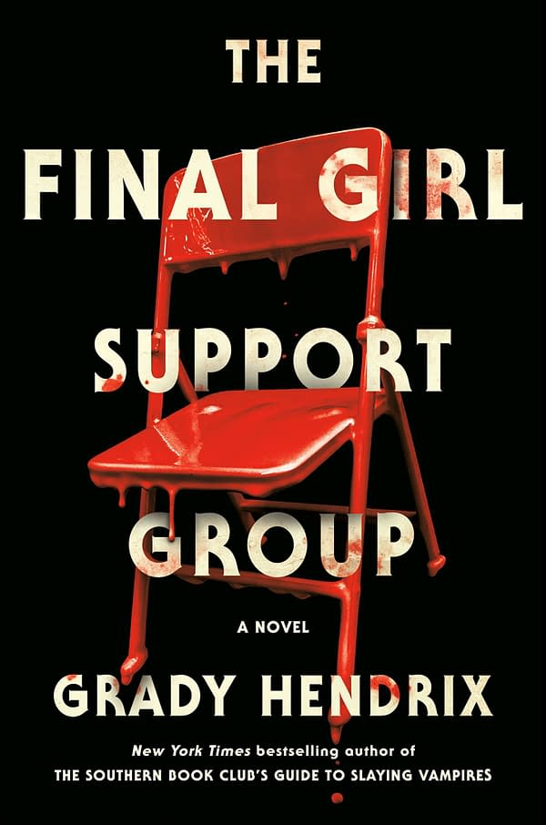 The Final Girl Support Group Heading To HBO Max As A Series