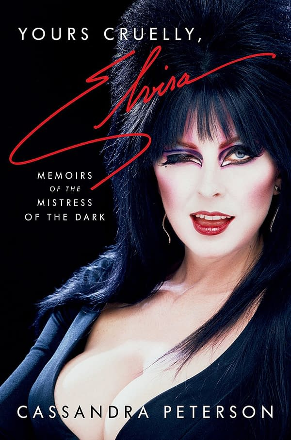 Elvira: Queer Horror Queen Comes Out In Newly Released Memoir