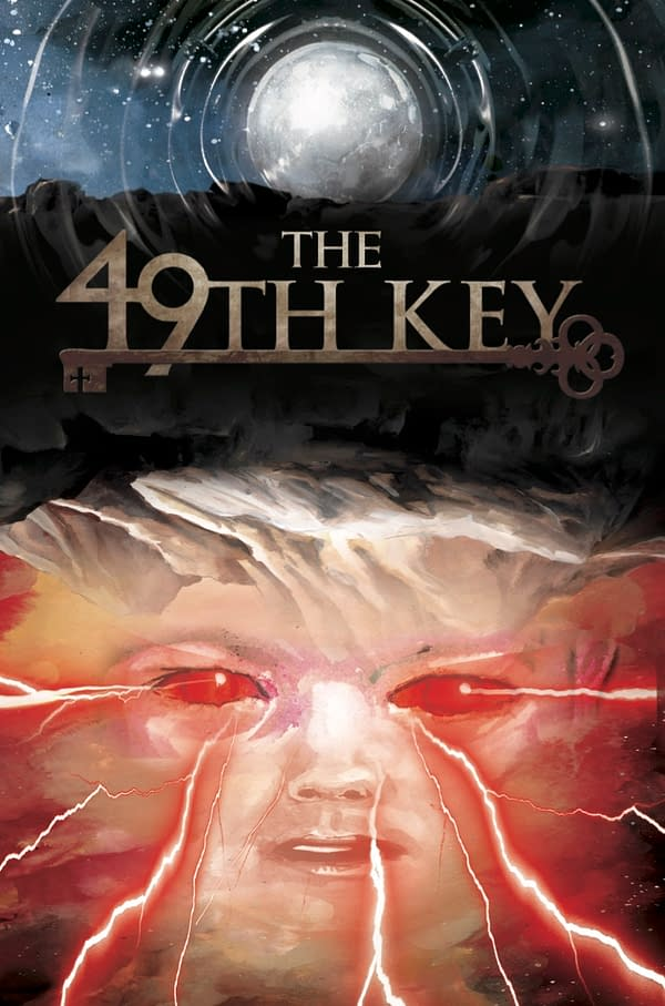 Erika Lewis and J.K. Woodward's 49th Key Sells out, Requiring Printing of Another Key