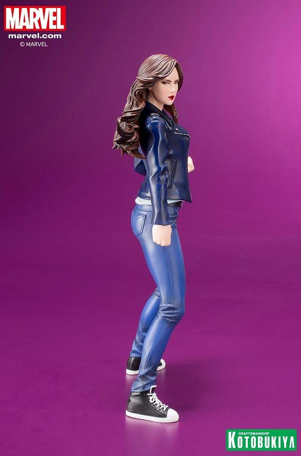 Jessica Jones Defenders Statue Revealed by Kotobukiya