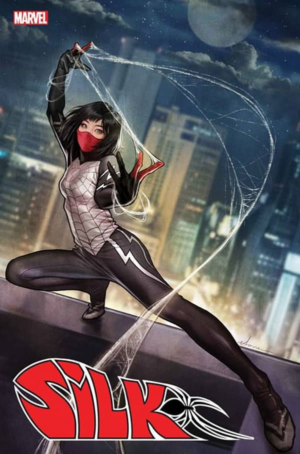 Silk #1 From Marvel In March - Off The MIA List