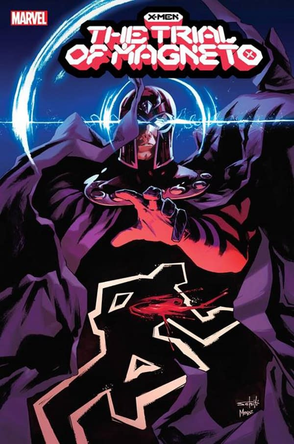 The Trial Of Magneto Is, Indeed, For Murder