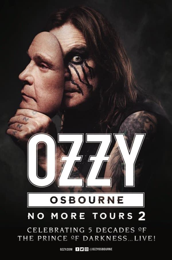 No More Tours 2: Ozzy Osbourne Announces Final Tour (Again)