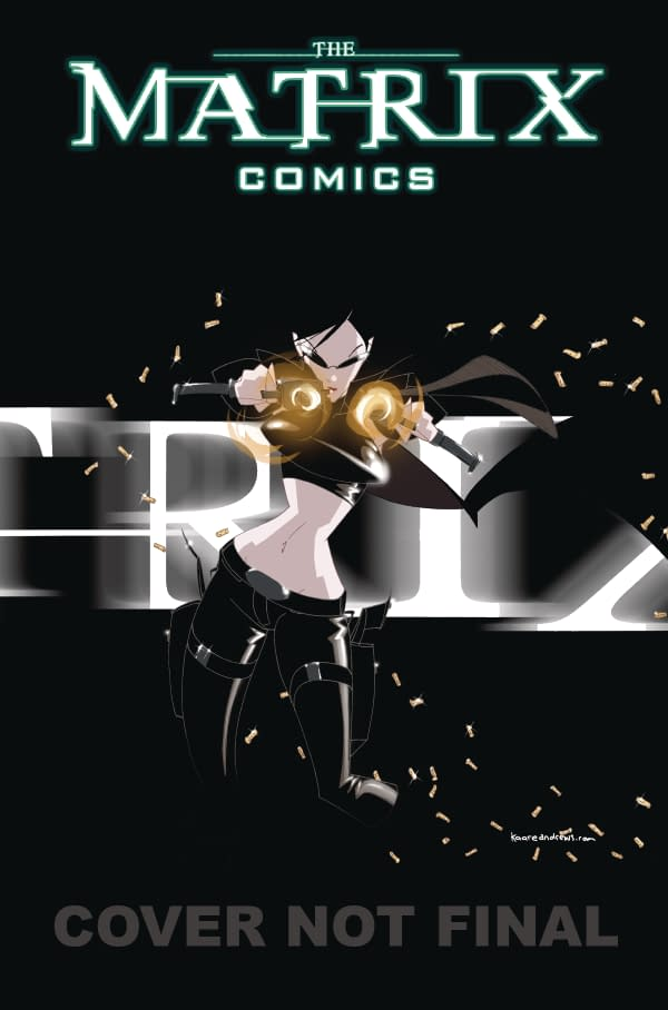 The Matrix Returns to Comics For Its 20th Anniversary