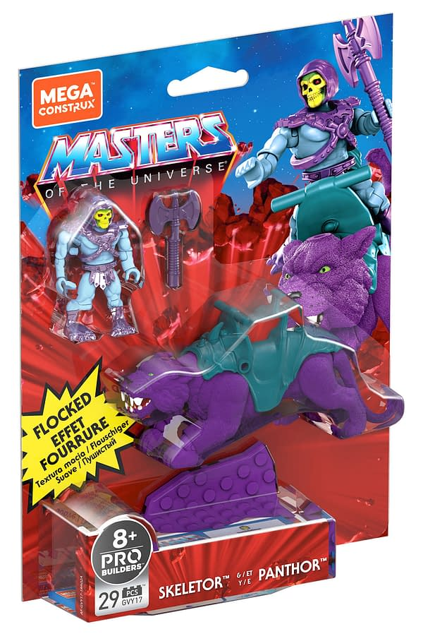 New Masters of the Universe Mega Contrux Coming from Mattel