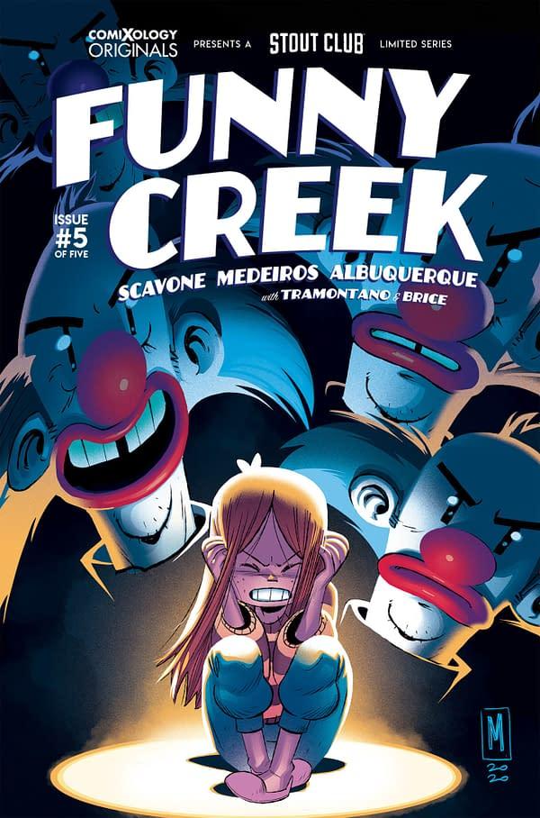 Funny Creek #5 by Stout Club creators. Credit: ComiXology Originals