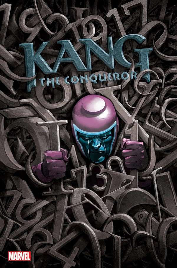 Cover image for KANG THE CONQUEROR #2 (OF 5)