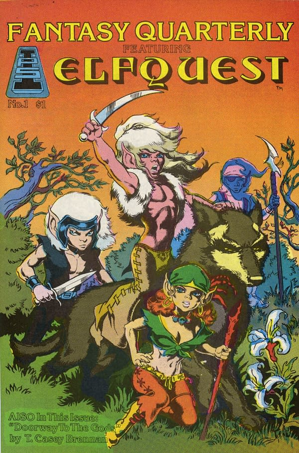 ElfQuest: The Final Quest – a Chat with Wendy and Richard Pini