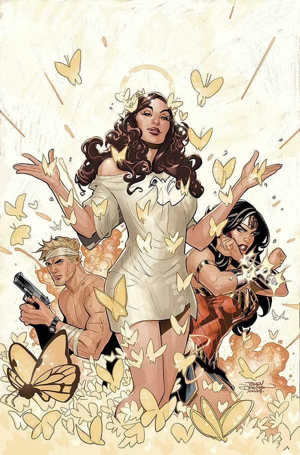 13 Revealed DC Comics Covers for December and January from Mark Brooks, the Dodsons, Frank Cho, Josh Middleton and More