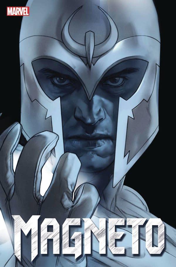 Ramon K Perez Replaces Ben Oliver on Giant-Size X-Men Magneto
