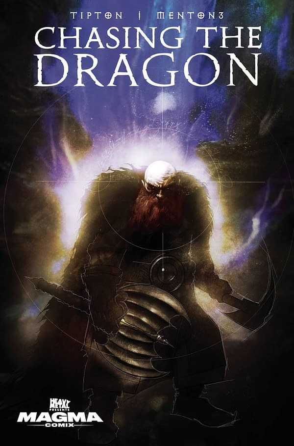 CHASING THE DRAGON #3 (OF 5) CVR A MENTON3