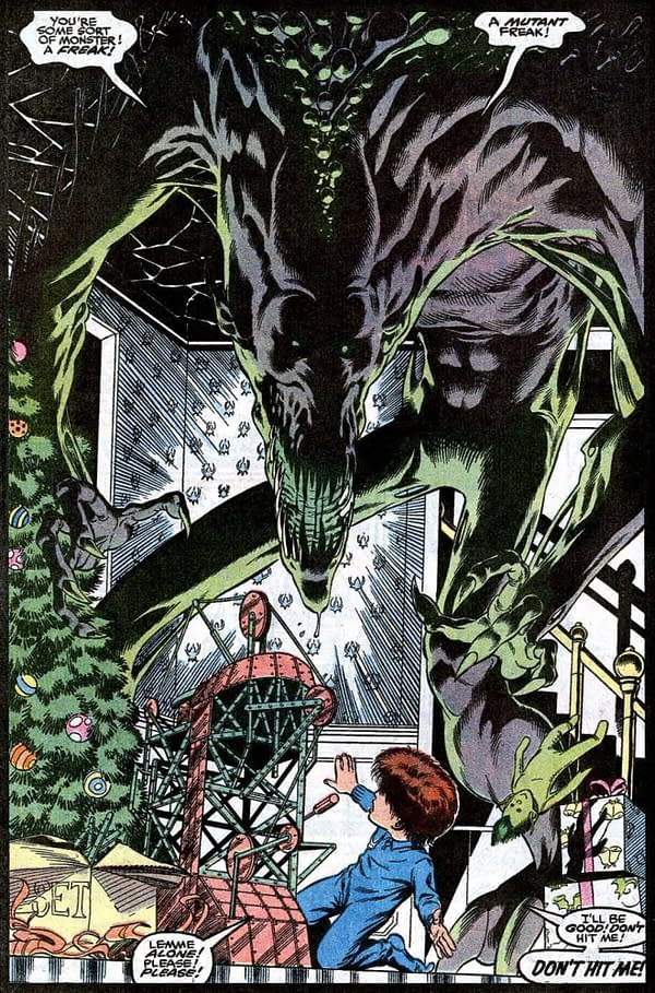 The Return Of The Guilt Hulk - In Symbiote Spider-Man