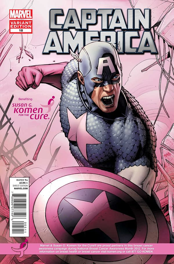 Marvel Variant Covers – And The Thinking Behind Them
