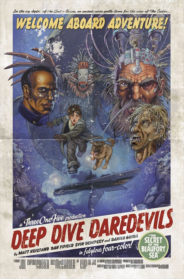 Deep Dive Daredevils – Some Serious Underwater Love