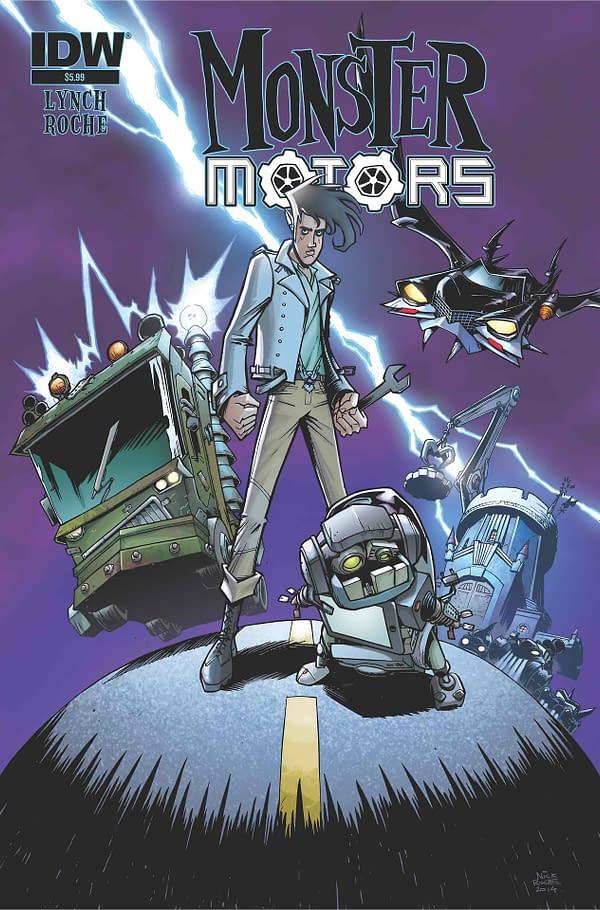 MonsterMotors