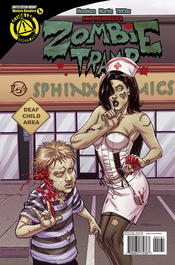 Zombie Tramp ASL Cover
