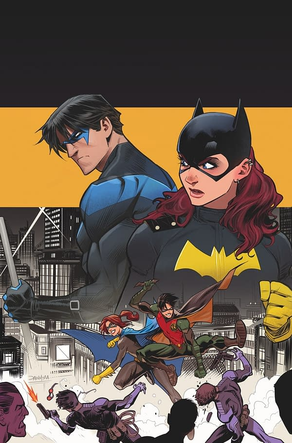 Batgirl #14 Review: The Mad Hatter Holds A Grudge