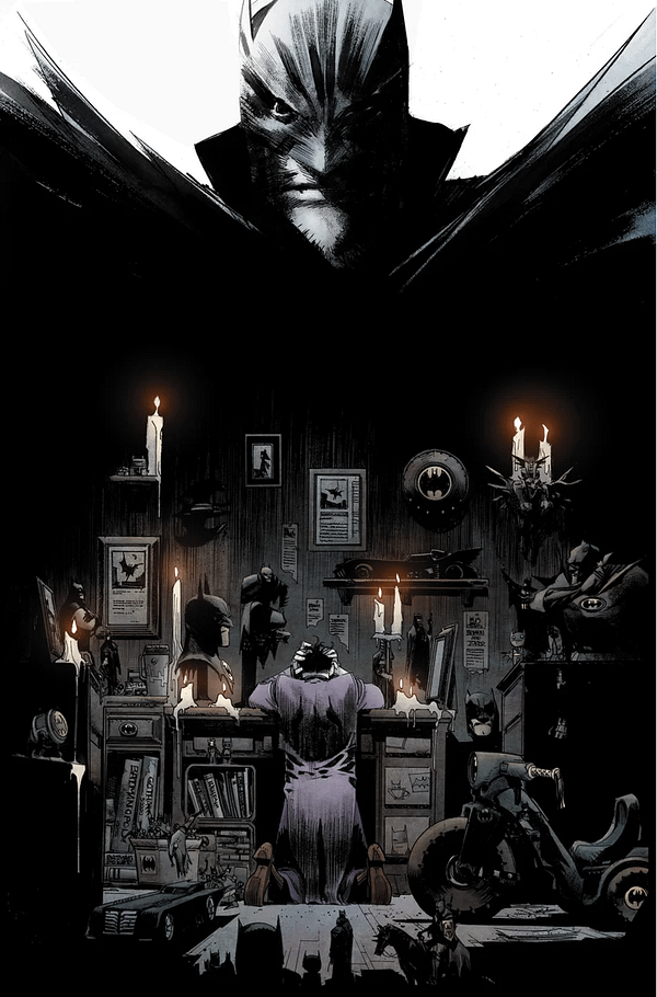 Sean Gordon Murphy's 'Batman: White Knight' Goes Long With An Extra Issue