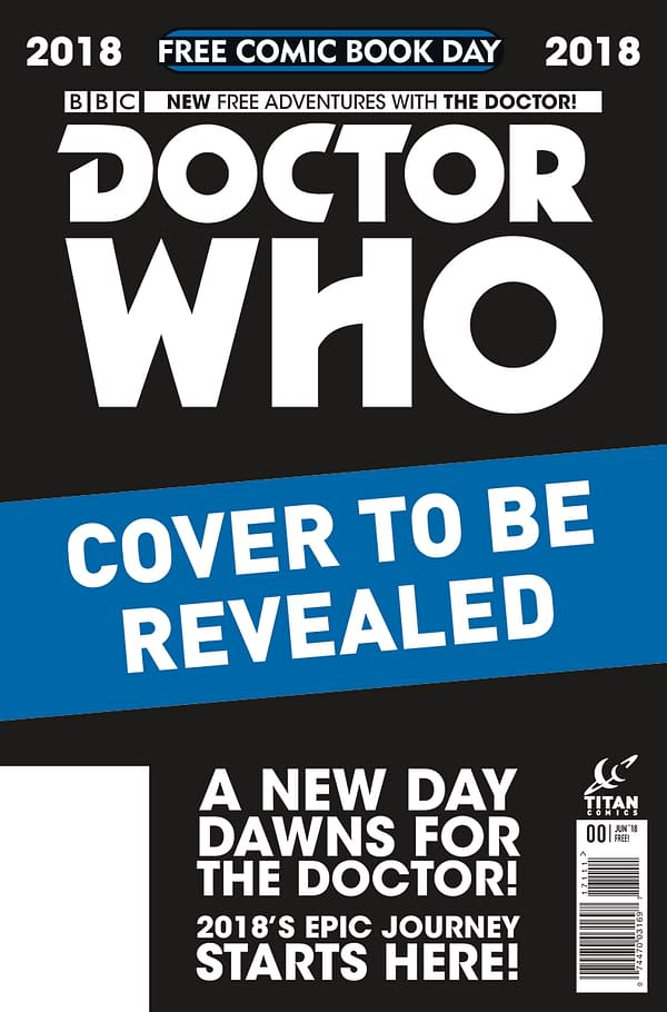 Doctor Who and Tank Girl Celebrate Free Comic Book Day: Titan Comics March 2018 Solicits