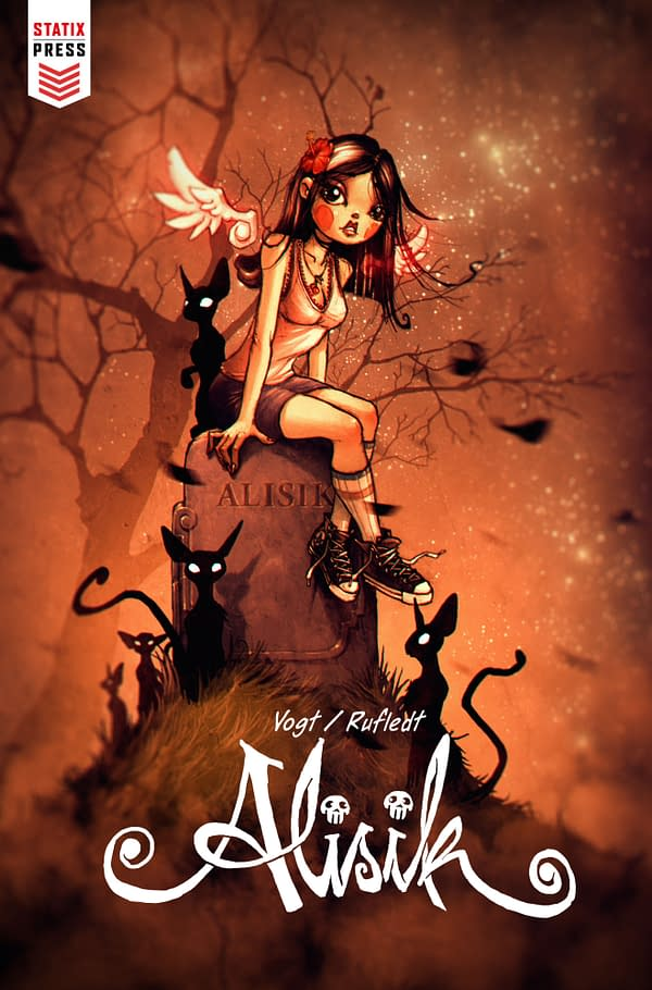 Hubertus Rufledt and Helge Vogt's Alisik Gets a Trailer Ahead of February Launch from Statix Press