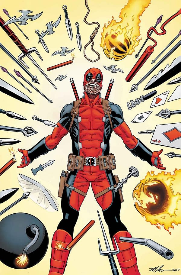 """Solicits Confirm Deadpool to Be """"Canceled"""" with Despicable Deadpool #300"""
