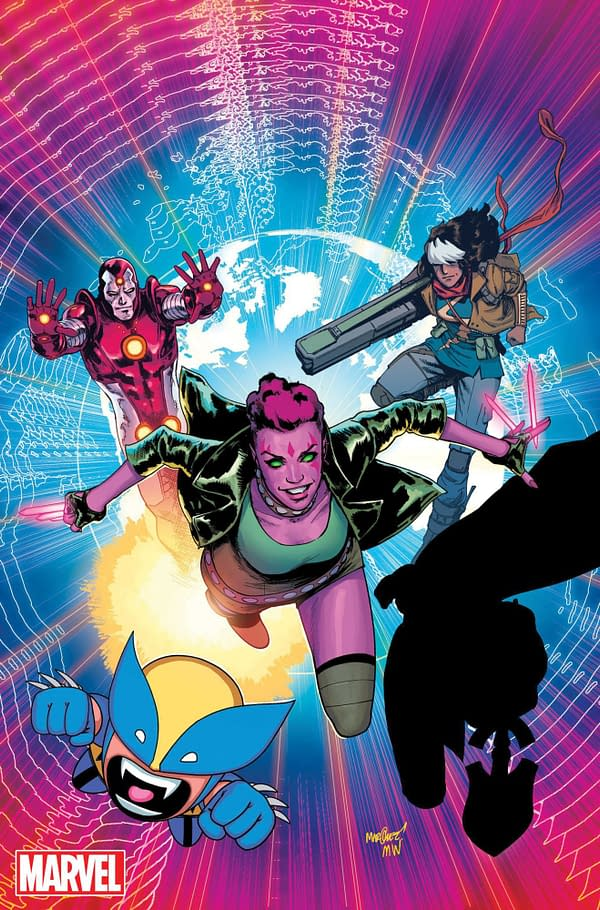 """Saladin Ahmed and Javier Rodriguez Bring Back Exiles, """"A Diverse Team of Alternate Universe Marvel Heroes"""""""