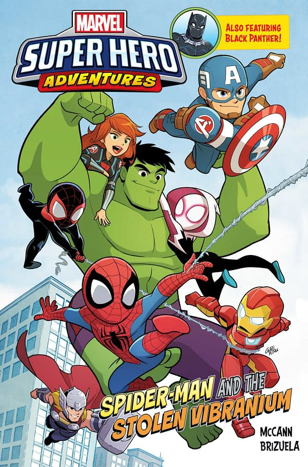 Marvel Uses Father's Day to Promote Marvel Rising and Marvel Super Hero Adventures