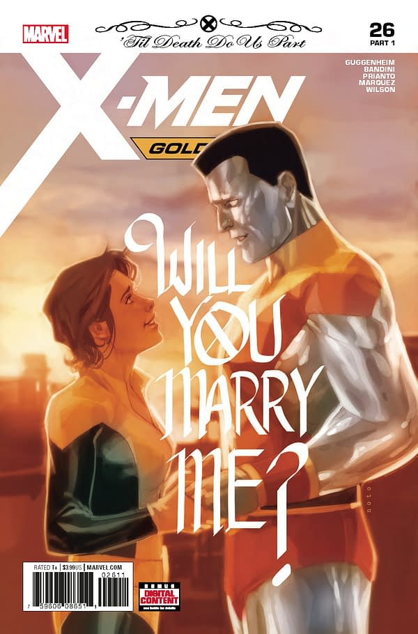 Are X-Men's Kitty Pryde and Colossus Not Planning a Jewish Wedding?