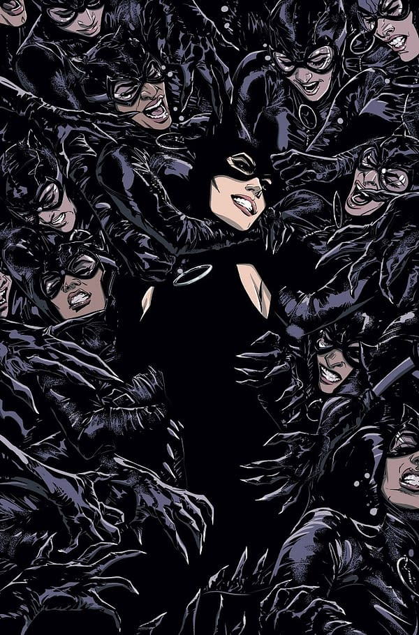Joelle Jones Redesigns Catwoman for August's Catwoman #2
