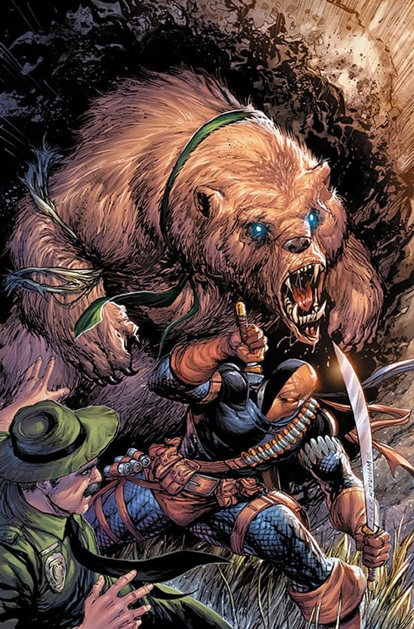 More DC/Hanna-Barbera Crossovers from DC in October, Including Yogi Bear, Magilla Gorilla, More