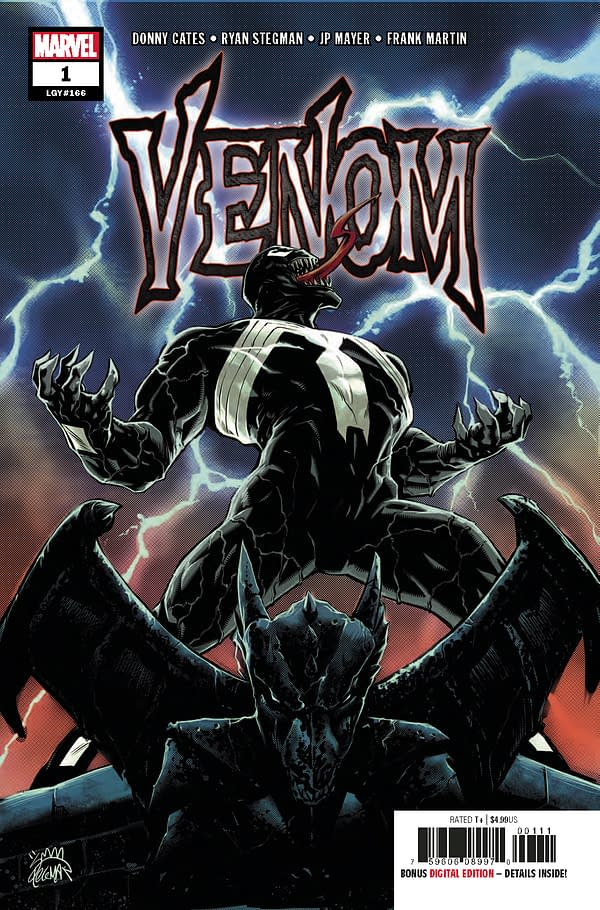 Avengers and Venom go to Fourth Printing, Immortal Hulk to a Third