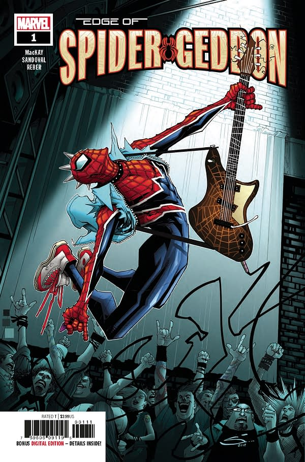 Will Spider-Punk Die at 27? [Edge of Spider-Geddon and ExterminationSpoilers]