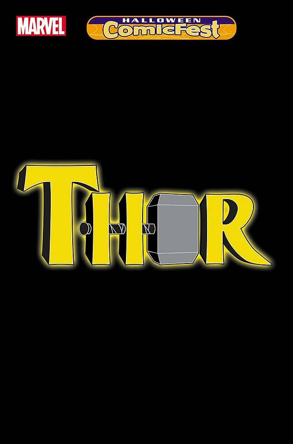 Instead of Esad Ribic, Marvel Reprints Ron Garney's Thor: God Of Thunder #13 For Halloween ComicFest in October