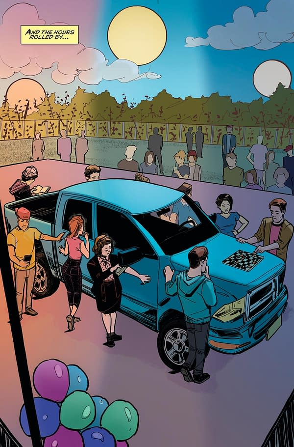 Vampironica Returns in Previews of Tomorrow's Archie Comics