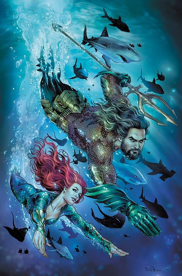 22 DC Comics Covers Revealed by Frank Cho, Francesco Mattina, Frank Quitely and More