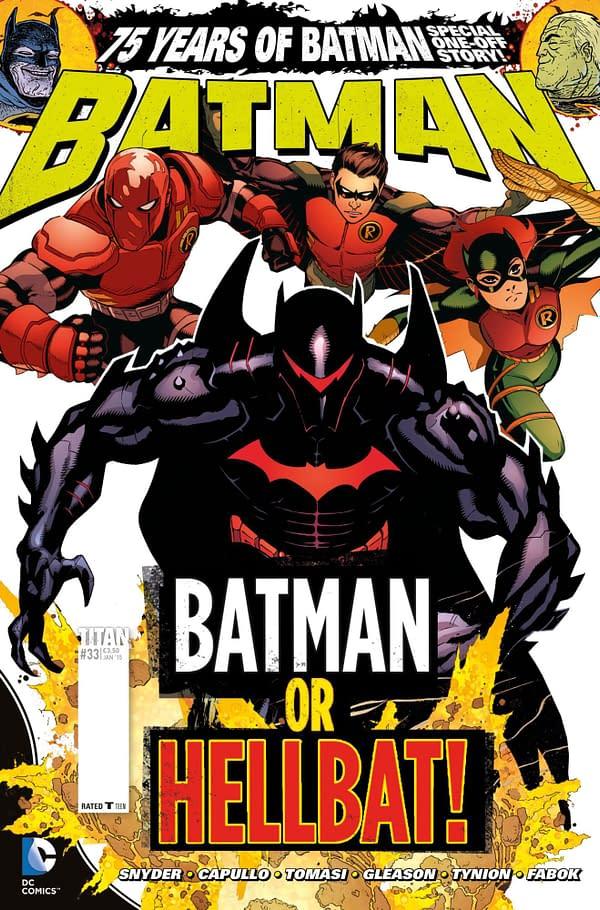 Titan Cancels Its DC Comics Newsstand Range