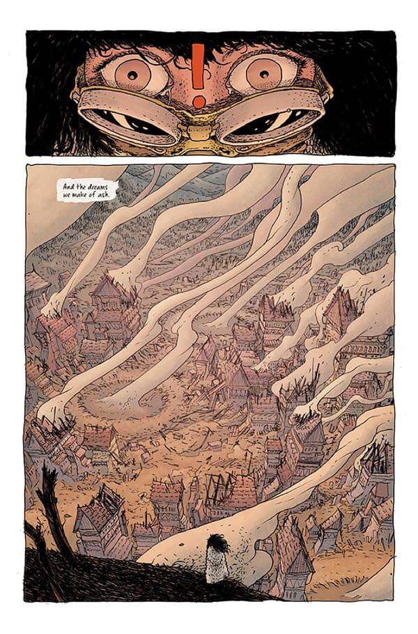 Preview of Darcy Van Poelgeest and Ian Bertram's Little Bird #1 from Image Comics
