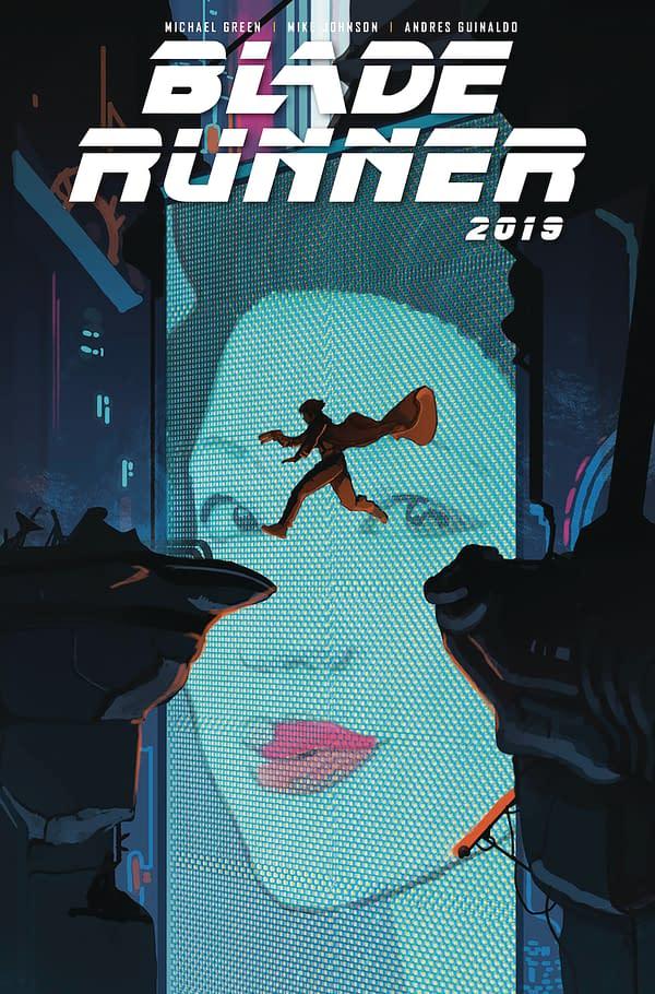 Titan Comics Makes Blade Runner #2 Returnable