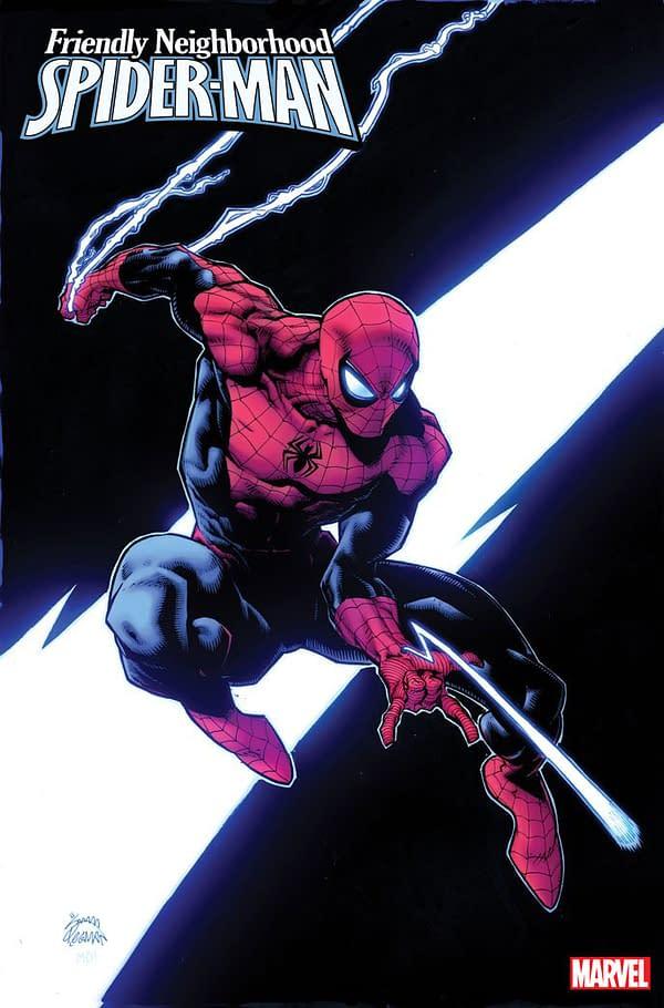 Pere Perez Replaces Ken Lashley on Friendly Neighborhood Spider-Man #12