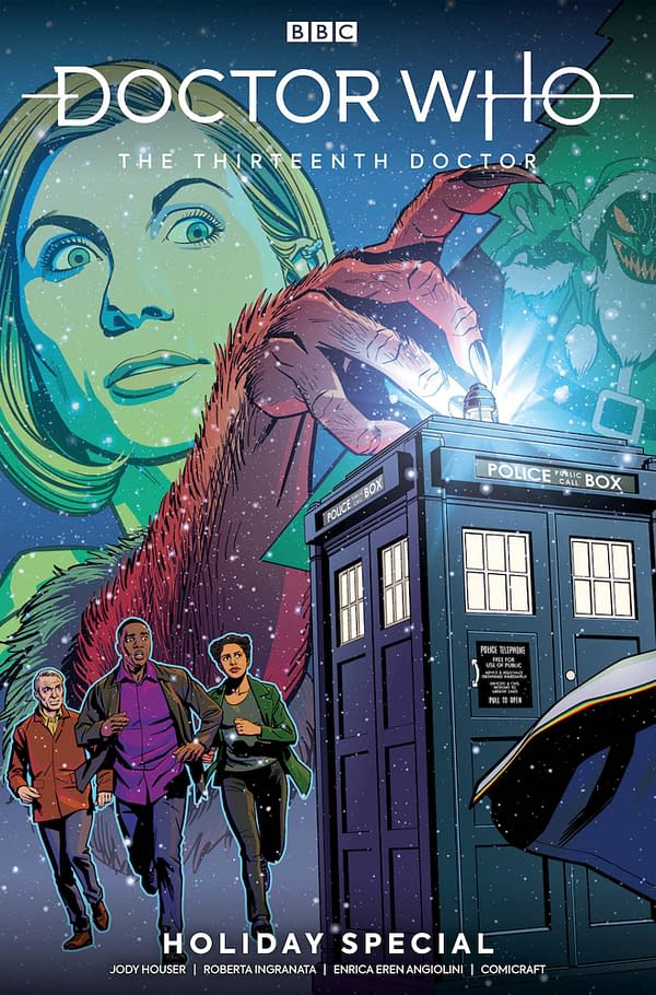 Jody to Announce Doctor Who Year Two Details at NYCC