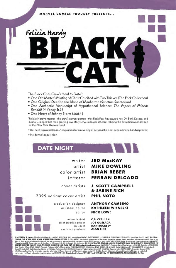 Black Cat #6 [Preview]