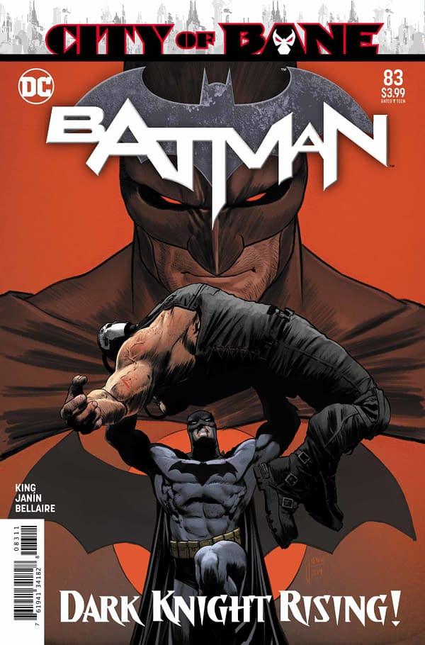 Batman #83 [Preview]