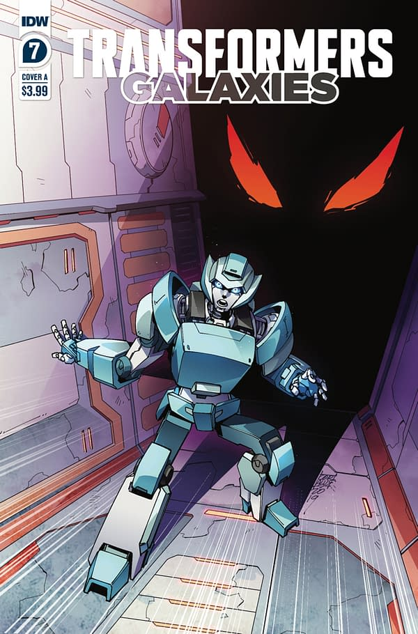 Transformers vs. Terminator Leads IDW March 2020 Solicitations