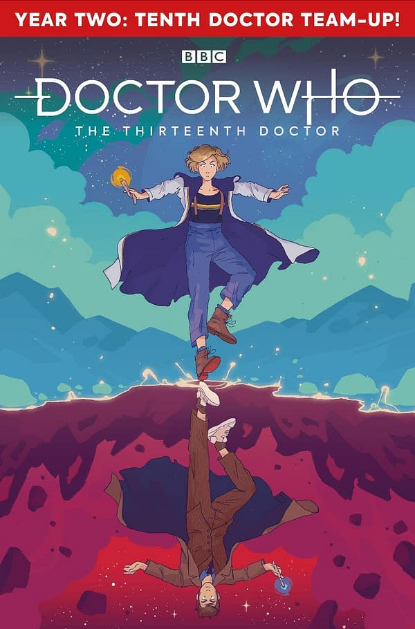 Doctor Who: Thirteenth Doctor Year Two #2