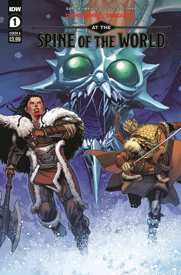 Now We Are Getting a Stranger Things Dungeons & Dragons Comic