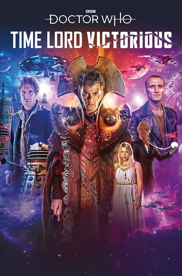 Doctor Who Vs The Daleks - Time Lord Victorious Begins in September.