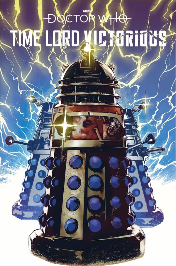 Doctor Who Vs The Daleks – Time Lord Victorious Begins in September