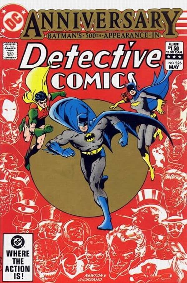 Detective Comics #1027 Is Not The Thousandth Batman Issue...