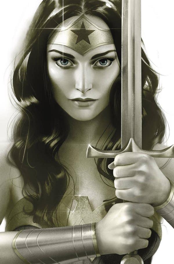 DC Comics Confirms Emma is New Wonder Woman Villain Liar Liar